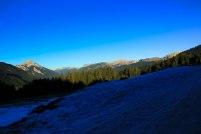 Grand Som .Lances de Malissard depuis Col de Porte