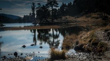 Lac Achard 1 950 m