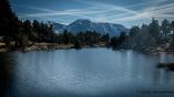 Lac Achard 1 950 m et vue sur le Taillefer