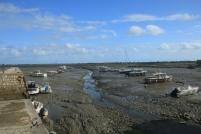 Port de Loix .Ré