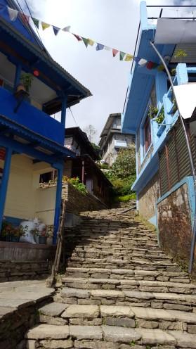 Village de Gandrhuk