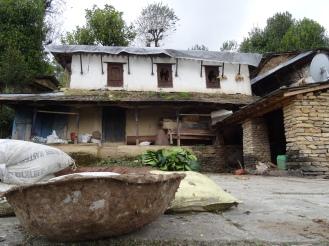 Village de Gandhruk