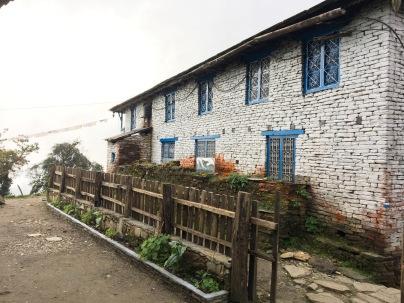 Maison de pierres sèches