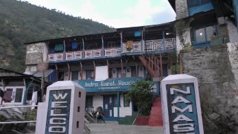 Notre guesthouse à Tikkhedunga