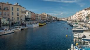 Sète - Le canal
