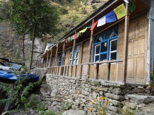 Bamboo Lodge 1 900m