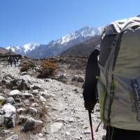 Haute vallée du Langtang 3 700m