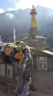 Mémorial de Langtang Village